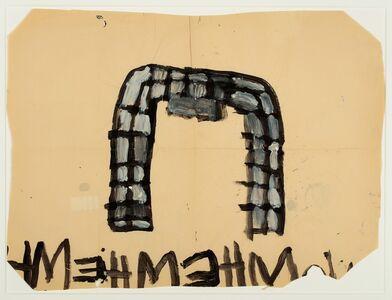 Laura Craig McNellis, 'Untitled (Arch)', 1972-1980