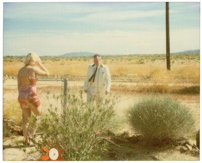 Stefanie Schneider, 'Wonder Valley (29 Palms, CA) - analog, mounted, installation, music, video, text', 2008