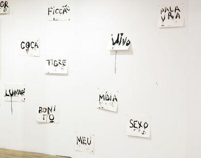 Maurício Ianês, 'The Writer', 2013