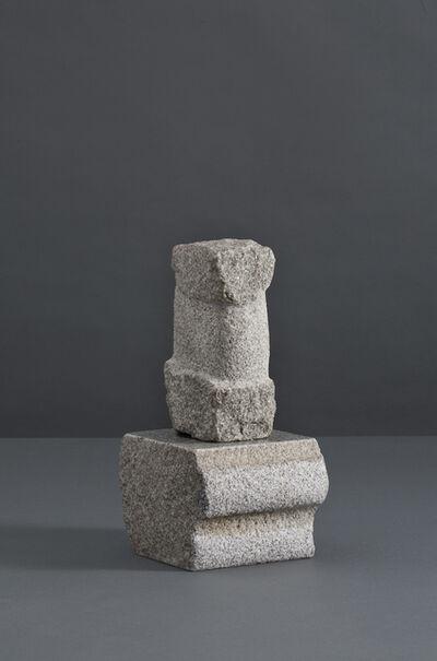 Yongjin Han, '2 Pieces of Granite', 2005