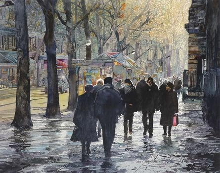John Salminen, 'December Light, Paris'