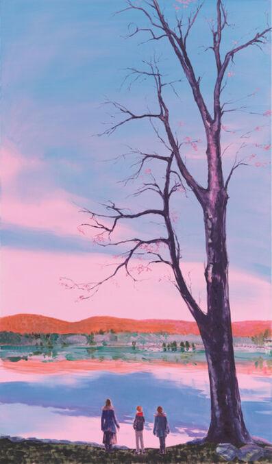 Sebastian Blanck, 'Pink Sky Evening', 2018