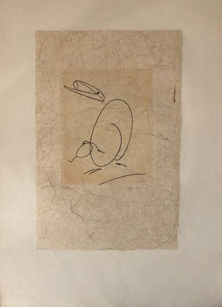 Max Ernst, 'Mother bird ', 1972