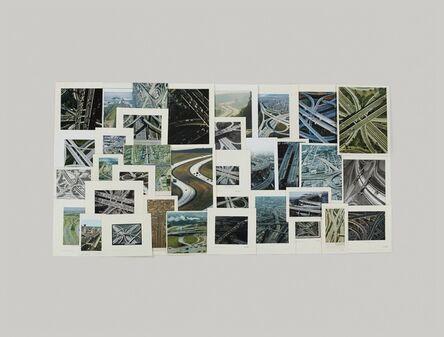 Taryn Simon, 'Folder: Express Highways', 2013