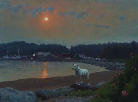 Carl Bretzke, 'Low Sun, Noble Dog', 2017