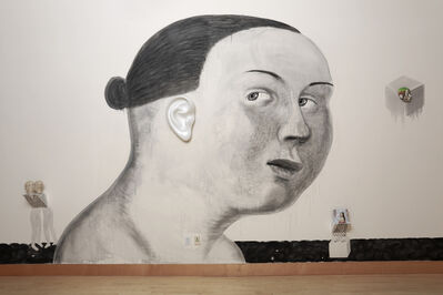 "Sergei Isupov, '""Head On"" Installation ', 2016"