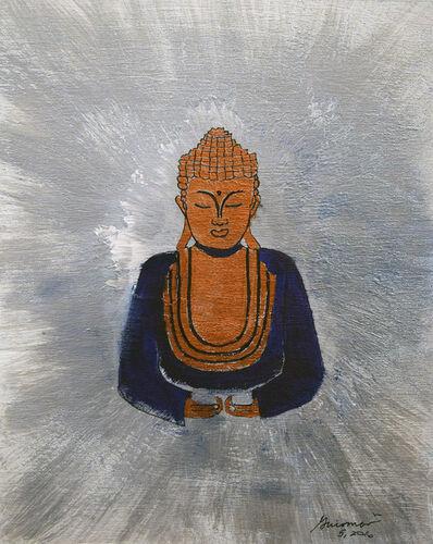 Guiomar Giraldo-Baron, 'Buddha', 2016
