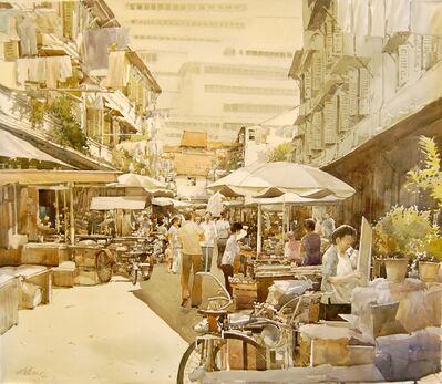 Ong Kim Seng, 'Old Hock Lam Street', 2015