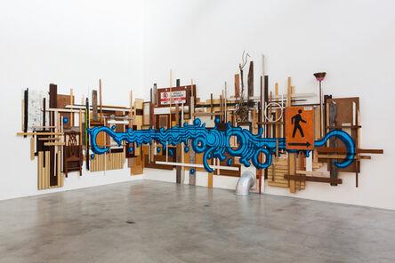 Zezão, 'Installation at Zipper Galeria', 2014