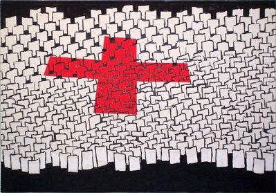 Benni Efrat, 'Red Aid - Summer 2062', 2014