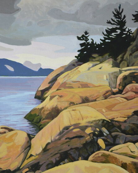 Clayton Anderson, 'Lighthouse Park'