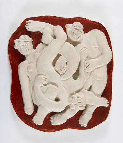 Fernand Léger, 'Les acrobates', 1952