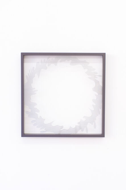 Anna Sagström, '(You gave me a ring of glass) And it broke and love ended', 2016
