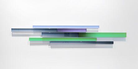 Freddy Chandra, 'Viridian 33 x 198 cm  ', 2015