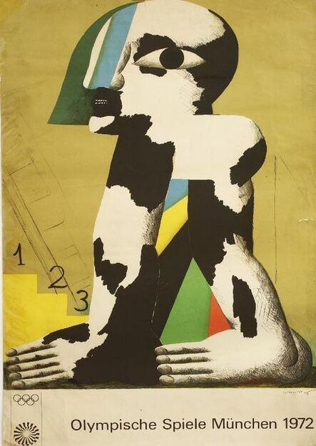 Allen Jones, 'MUNICH 1972'