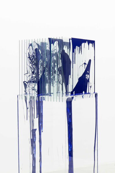 Ardan Özmenoğlu, 'I Don't Need a Composition I Have Blue', 2019