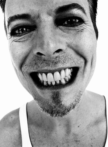 Rankin, 'Bowie Grinning', 1995