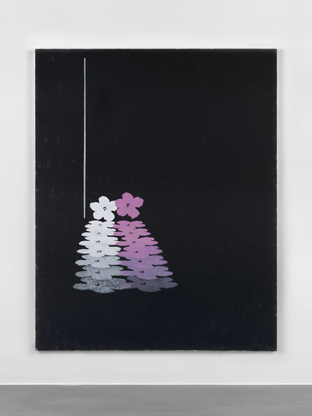 Dexter Dalwood, 'Think with the Heart III', 2018