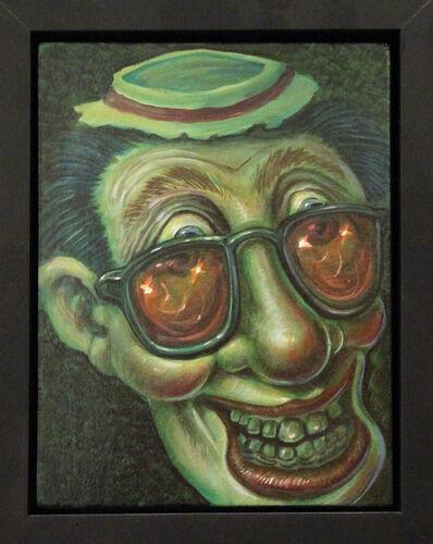 Gregg Gibbs, 'Psycho #1', 2009