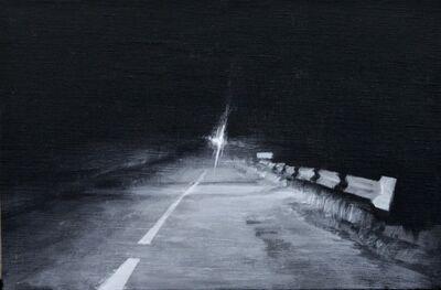 Alexey Alpatov, 'Night Road #2', 2018