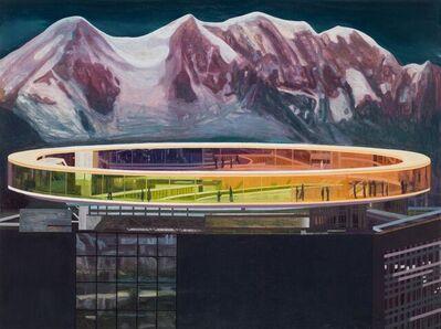 Hans Vandekerckhove, 'The Mountain and the Rainbow 3', 2021