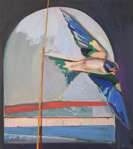 Charlotte Evans, 'Swallow', 2017