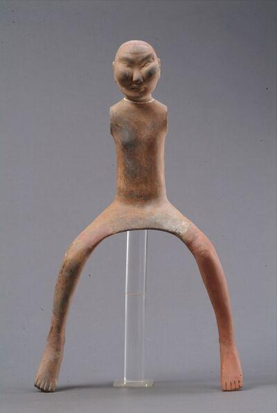 'Cavalier figurine', 206 BC -9 AD