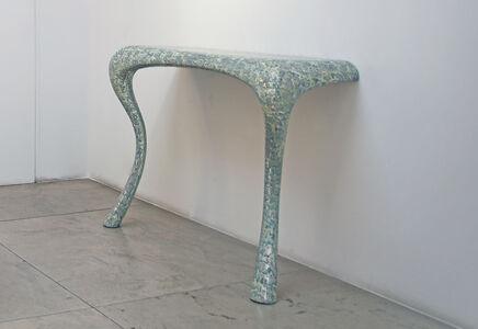 Roland Mellan, 'Console 'Appliqué'', 2004