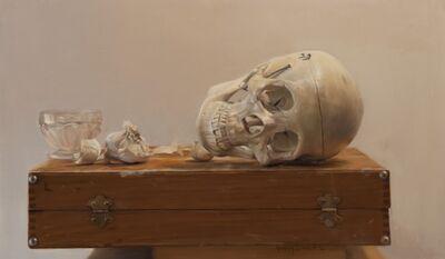 Gregory Block, 'St. Francis Asleep', 2013