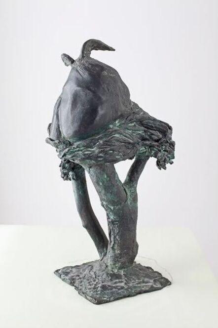 M.P. Herrero, 'Cabeza a pájaros'