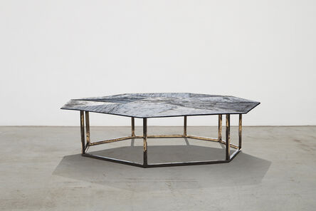 Osanna Visconti di Modrone, 'Raggi collection - octagonal low table', 2016