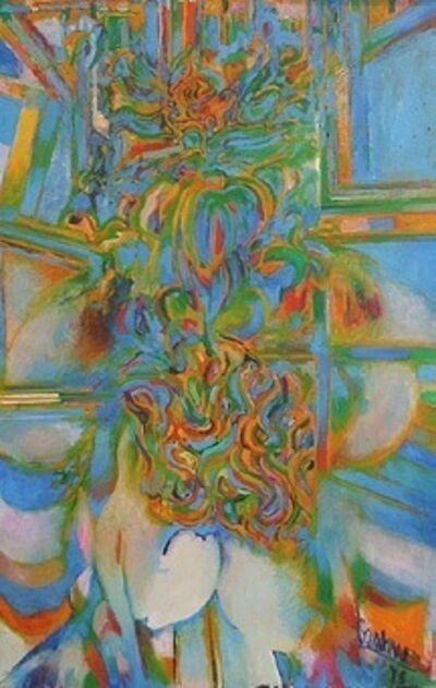 William Pachner, 'Window #8', 1978