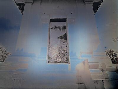 Binh Danh, 'The Skull Temple at Choeung Ek Genocidal Center', 2017
