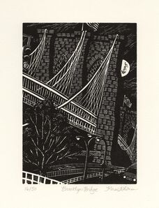 Karen Whitman, 'Brooklyn Bridge.', 2013