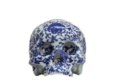 Huang Yan, 'Landscape Skull', 2005