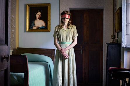 Lissa Rivera, 'Blindfold', 2016
