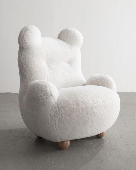 "Pierre Yovanovitch, '""Baby Bear"" Armchair', 2016"
