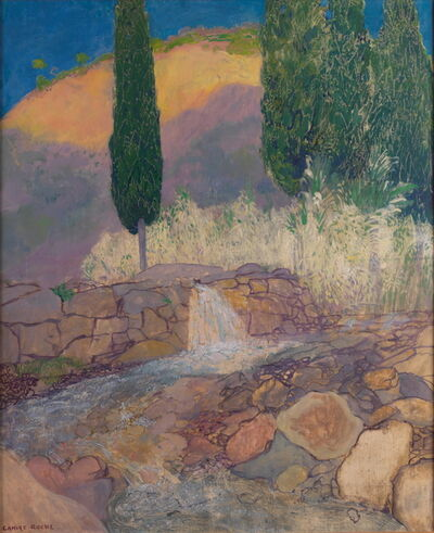 Camille Roche, 'Paysage', ca. 1930