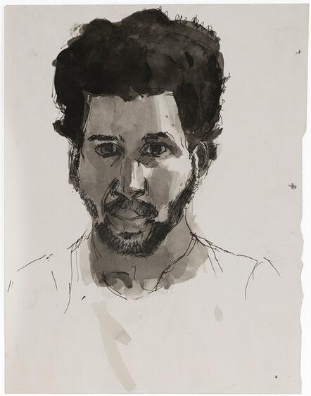 Darrel Ellis, 'Self-Portrait', ca. 1990