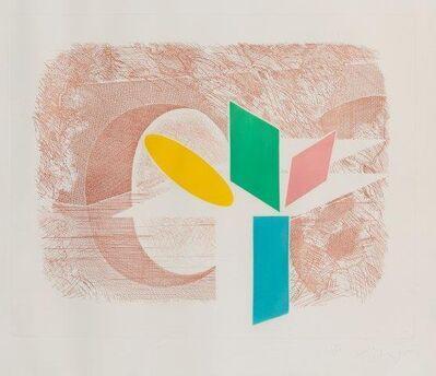 William Tillyer, 'Nicholson, The Half Vase', 1983