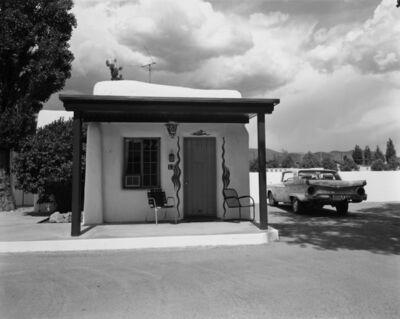 John Schott, 'untitled, from Route 66 Motels', 1973