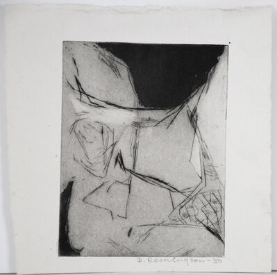 Deborah Remington, 'Anathema (DR#14)', 1950