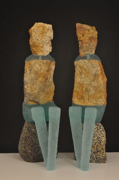 Thomas Scoon, 'Reflection 7 (left) ', 2017