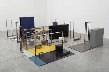 Nahum Tevet, 'Islands', 2012