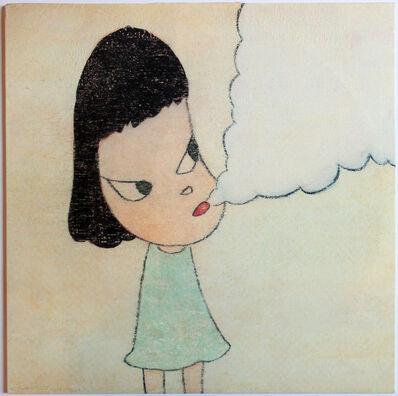 Yoshitomo Nara, 'The Busy Signals Pretend Hits LP', 2001