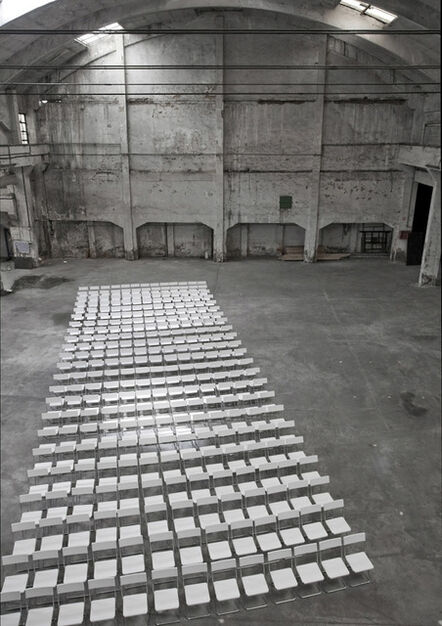 Itziar Barrio, 'I do not have to prove you anything', 2011