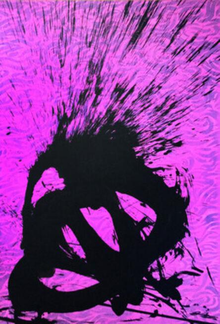 Qin Feng 秦风, 'Landscape (Pink II)', 2013