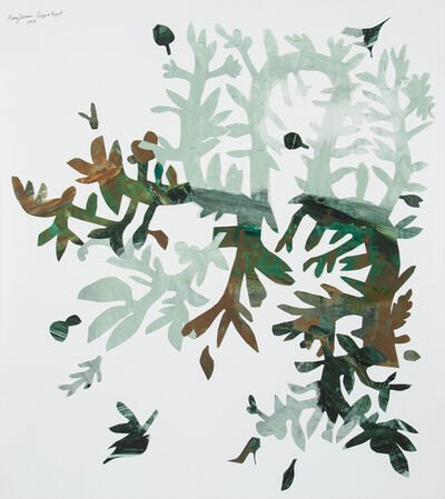 Mary Vernon, 'Green Weed', 2018
