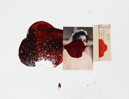 Amina Benbouchta, 'La mariée', 2015
