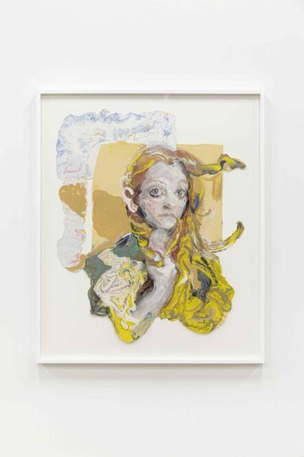 Natalie Frank, 'Woman, Hair Eater I', 2019